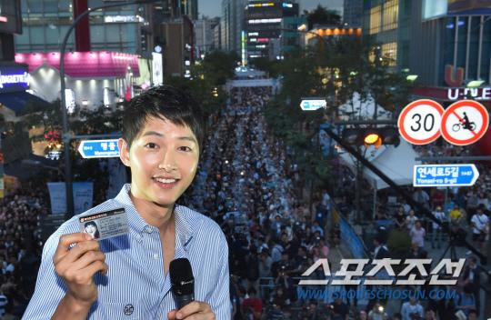 宋仲基_2016「Hite One-Shot Wave Festival」啤酒節_10