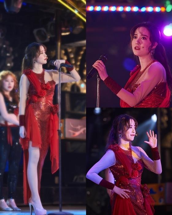《你太過分了》發布具惠善預告照 完美演繹歌手舞台