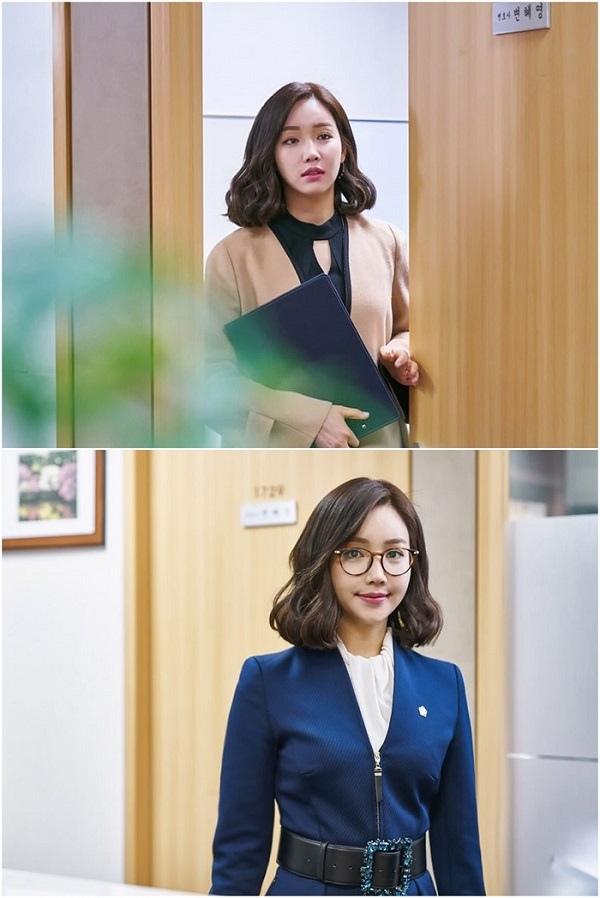新劇《爸爸好奇怪》發布劇照 李宥利變身知性律師