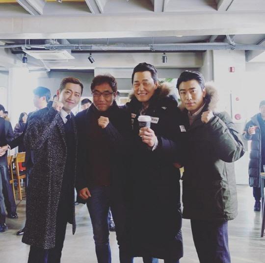 南宮珉友情客串《Man x Man》 義氣應援《Remember》李昌民導演_2
