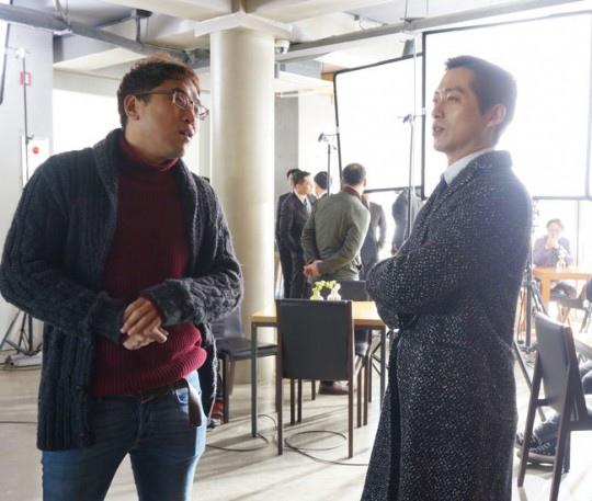 南宮珉友情客串《Man x Man》 義氣應援《Remember》李昌民導演