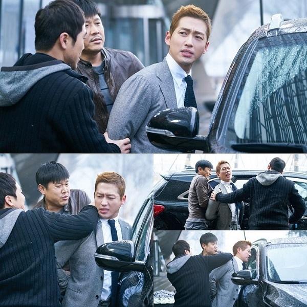 《金科長》發布最新劇照 南宮珉遭警察逮捕