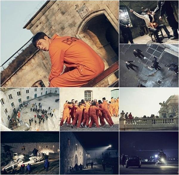 《Man to Man》發布朴海鎮劇照 監獄中被嚴刑拷打