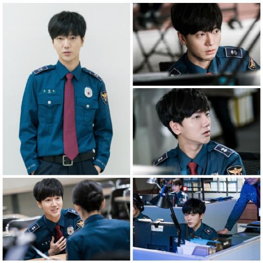《Voice》SJ藝聲劇照公開 完美變身「腦性男」IT警察