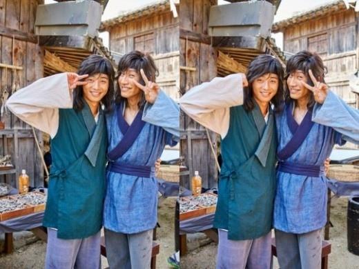 《花郎》導演談李光洙:演技自然與朴敘俊配合默契