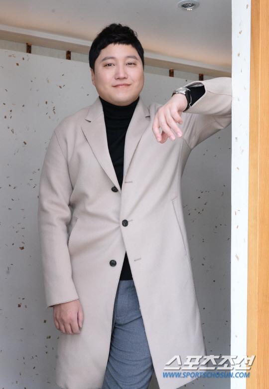 金大明專訪:投入真實個性扮演趙俊