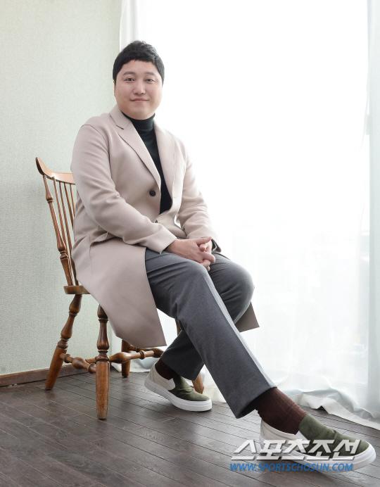 金大明專訪:投入真實個性扮演趙俊_2