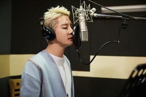 金俊秀獻聲《不夜城》 OST音源12月6日公開