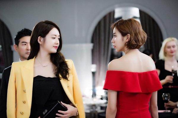《不夜城》發布李枖原U-IE劇照 拍賣會現場爭「氣」鬥艷_3