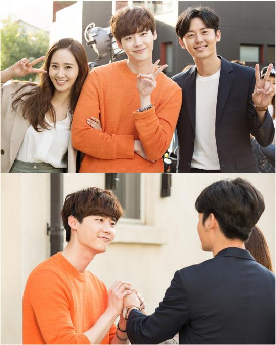 李鍾碩客串《評價女王》 為《皮諾丘》導演新劇應援