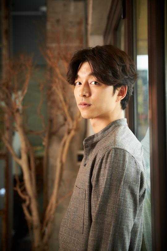 孔劉專訪:怕宋康昊更怕新劇《鬼怪》