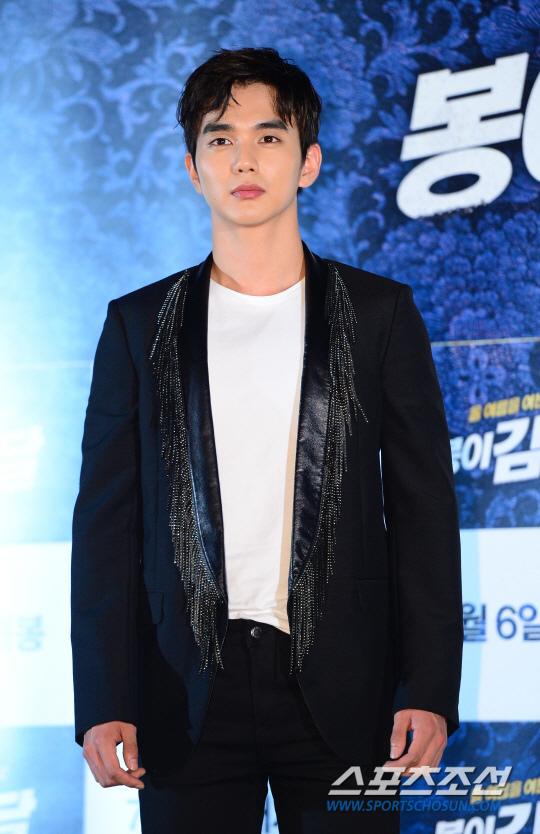 俞承豪確認出演《君主》 飾演王世子李愃