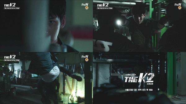 新劇《THE K2》發布預告片 池昌旭擁超一流身手