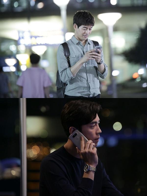 《通往機場的路》最新劇照發布 李尚允申成祿型男對決