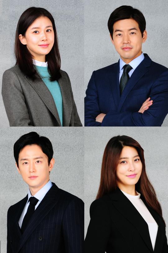 李寶英新劇陣容確定 李尚允權律朴世榮加盟