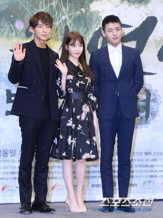 《步步驚心:麗》姜河那:因為導演決定出演