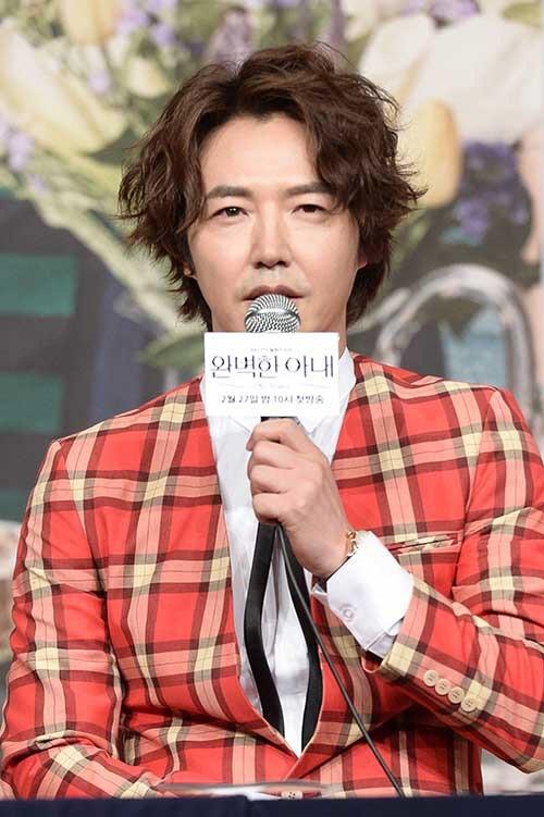 尹相鉉談接拍《完美的妻子》原因:妻子建議出演