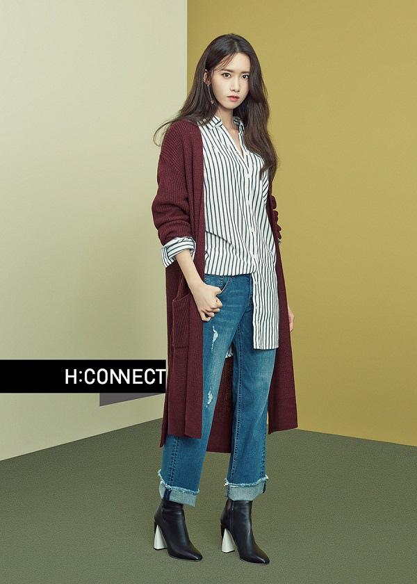 少女時代成員潤娥_H_CONNECT_2016秋冬_4