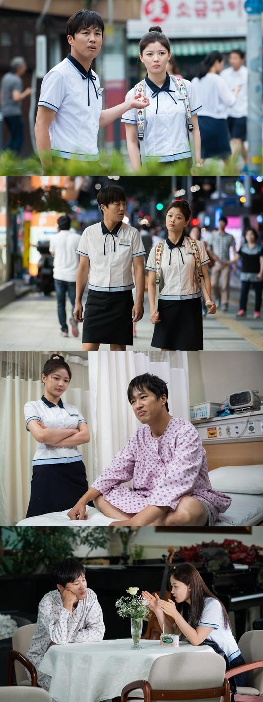 《因為愛》爆笑劇照公開 車太鉉變身女高中生