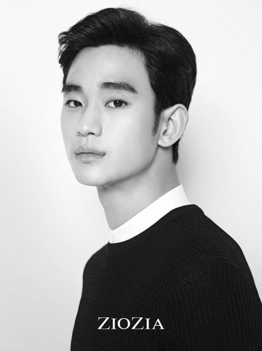 金秀賢_男裝品牌ZIOZIA_2016_1