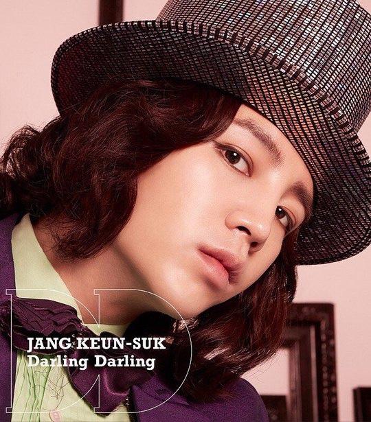 張根碩日本單曲專輯《Darling Darling》_3