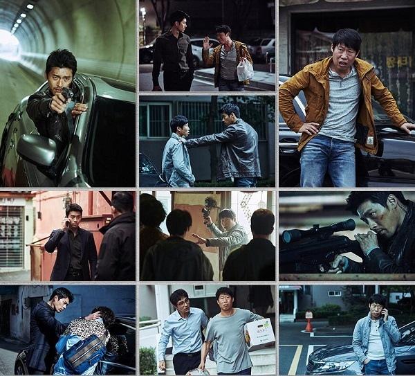 電影《共助》發布預告照 玄彬柳海真演繹兩極魅力