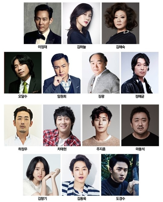 《與神同行》22日殺青 確認12月份上映