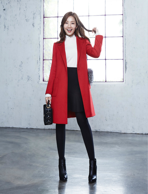 朴敏英_女裝品牌COMPAGNA_2016_1