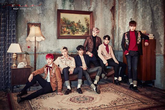 B.A.P新專封面照公開 主打歌定為《WAKE ME UP》_2