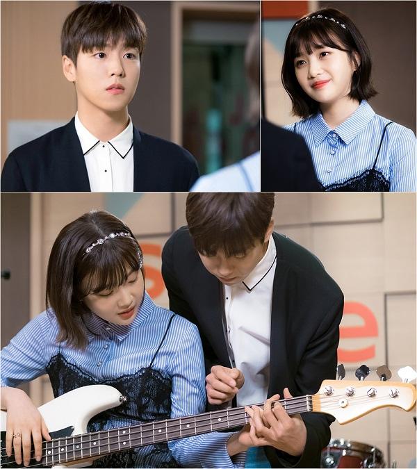 《她愛上了我的謊》發布新劇照 JOY李玹雨甜蜜指數爆表