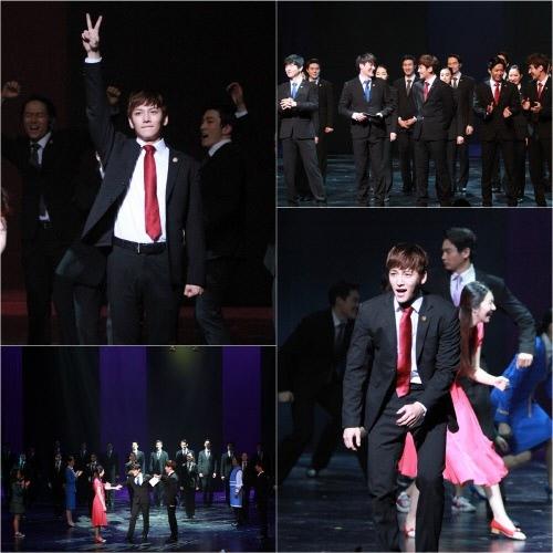 音樂劇《那些日子》完美落幕 池昌旭致謝觀眾