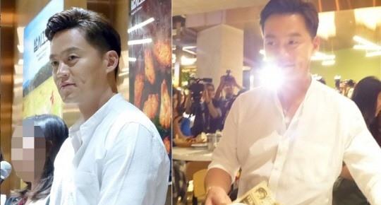 《尹食堂》從綜藝走進現實 李瑞鎮泰國代言炸雞店