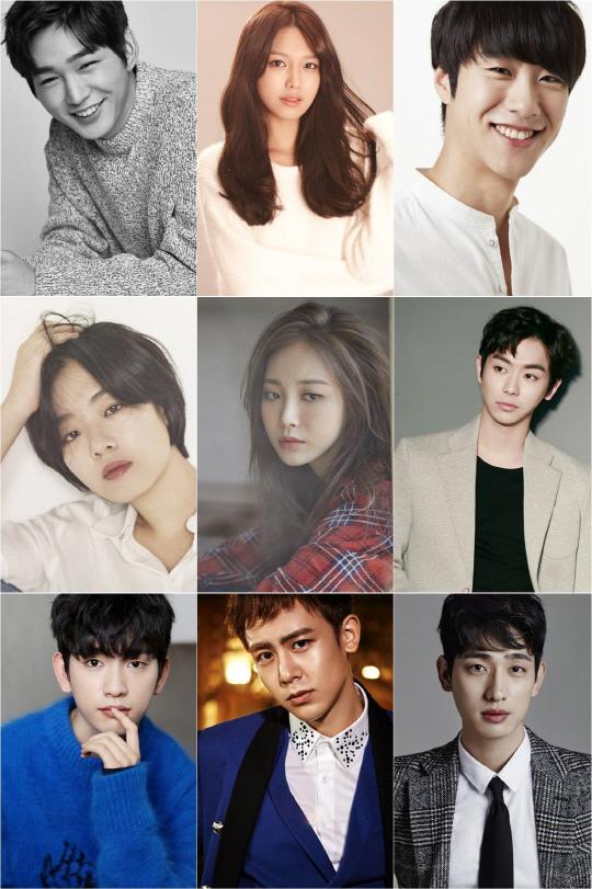 JTBC夏季推4部網劇 愛情奇幻類型各異