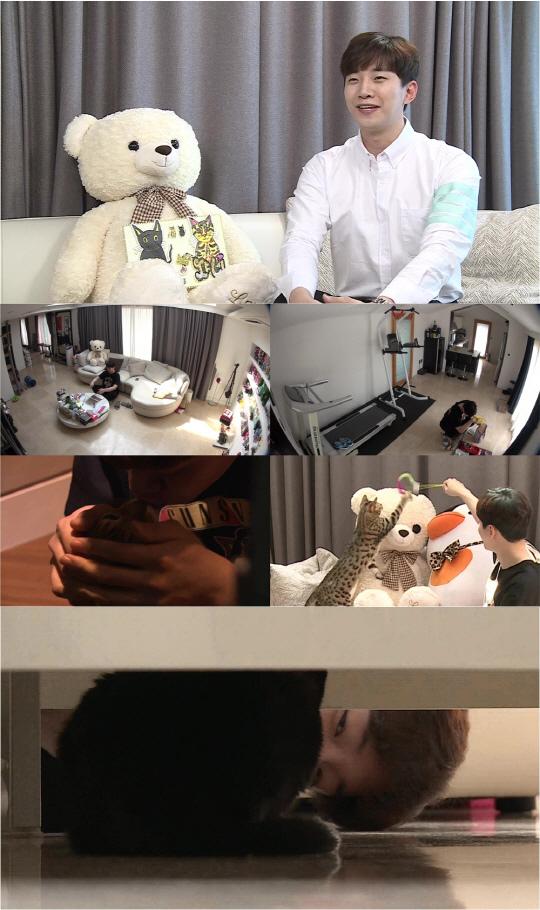 2PM俊昊明晚亮相《我獨生》 公開愛貓宅男生活