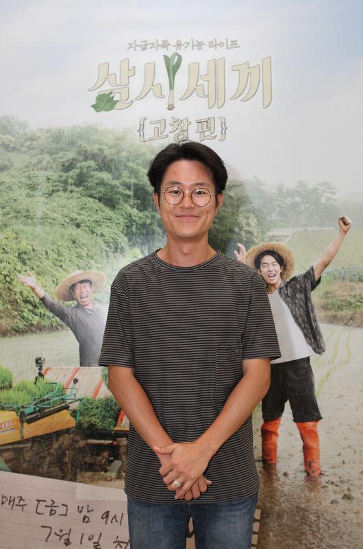 《尹食堂》節目作家談李瑞鎮:積極進取的人
