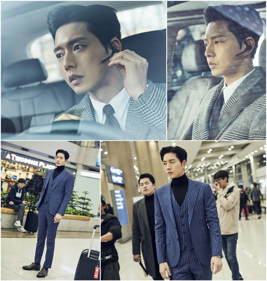 《MAN x MAN》朴海鎮登TV出演者話題性首位 連續3週拿下榜首