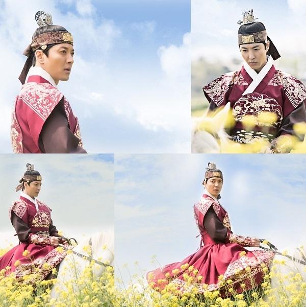 《7日的王妃》發布劇照 李東健首次挑戰古裝劇