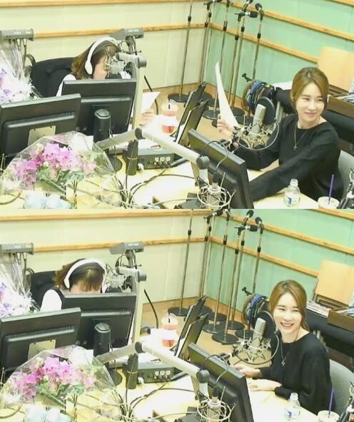 劉寅娜做客廣播節目 暢談與IU結伴旅遊