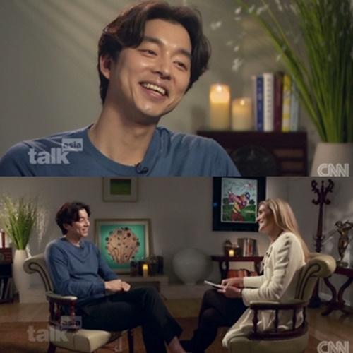 孔劉接受CNN採訪 聊演戲談未來