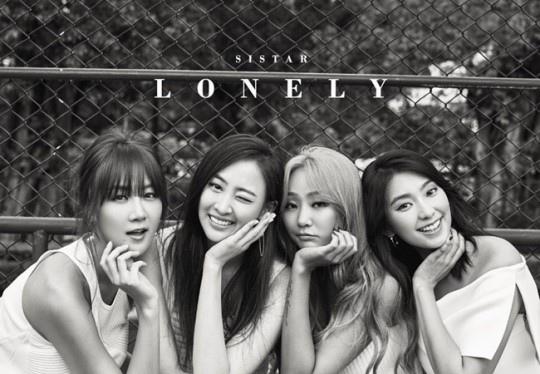 Sistar告別曲登音源榜首位 SNS發文謝粉絲