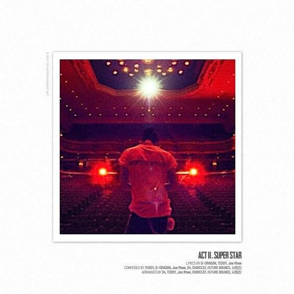 G-Dragon今日發新專輯《權志龍》 收錄5首歌曲_3