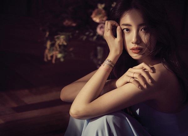 miss A成員秀智_法國珠寶品牌Didier Dubot_2017寫真_1