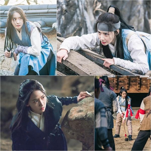 《王在相愛》公開潤娥劇照 將上演精彩動作戲