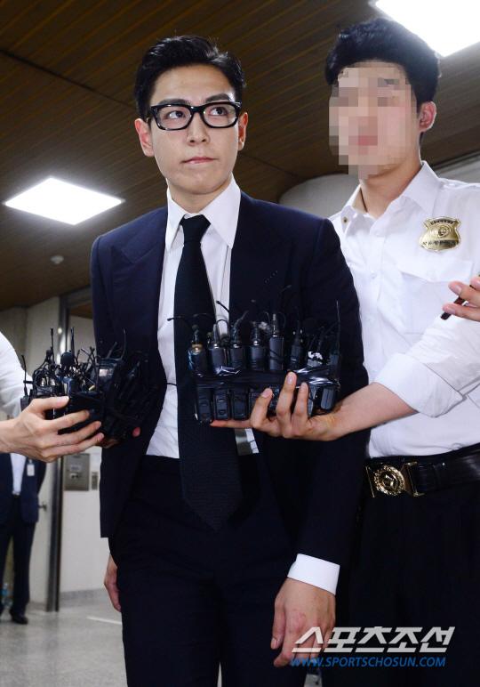 T.O.P出席審判 遭判刑10個月緩刑2年_8