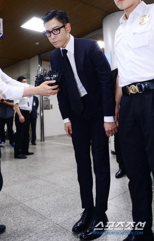 T.O.P出席審判 遭判刑10個月緩刑2年_7
