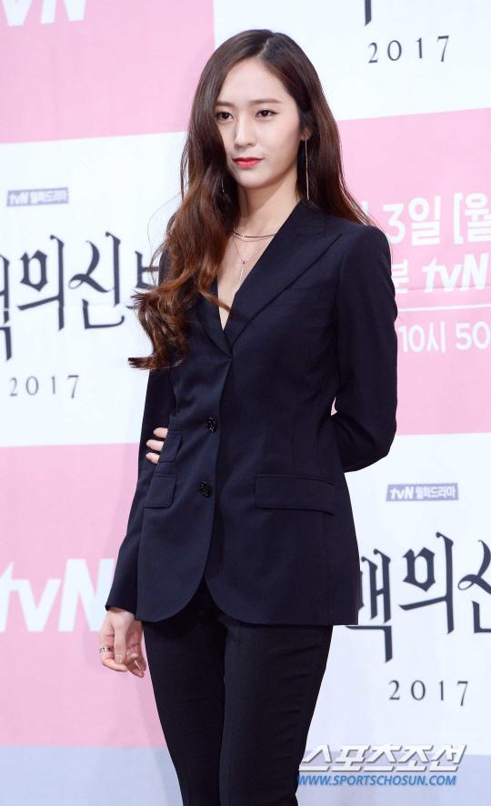 傳鄭秀晶出演申元浩新作 tvN:日後會公佈