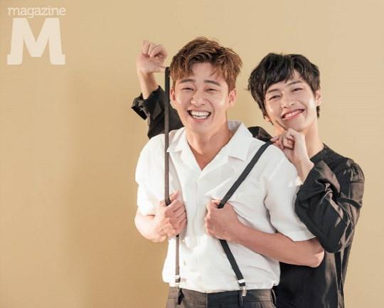 朴敘俊&姜河那_電影週刊《magazine M》_2017_1