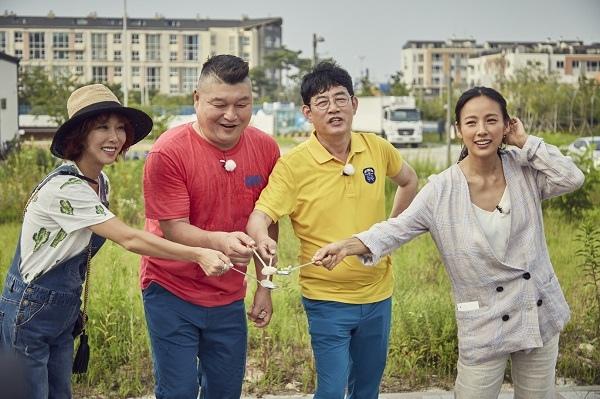 李孝利出演《一頓飯》 李敬揆:別再來首爾