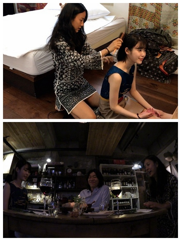 《孝利家民宿》進入休假模式 李孝利夫妻帶IU逛濟州