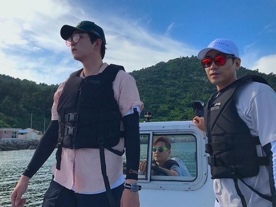 韓志旼SNS公開多張照 曬與《三時三餐》三成員幸福面貌_4